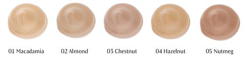 Dr. Hauschka Base de Maquillaje Colores