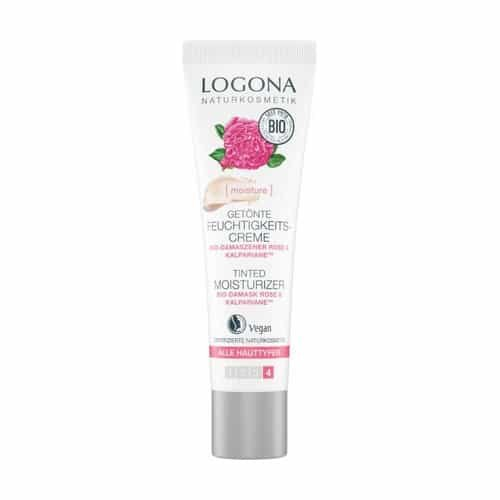 Logona Crema Color Hidratante Rosa Damascena y Kalpariane