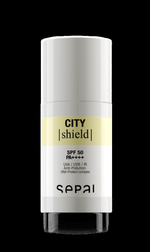 Sepai Crema Solar Facial SPF50+ City Shield