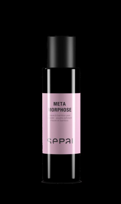 Sepai Exfoliante Facial Essential Metamorphose con Malva y Bambu