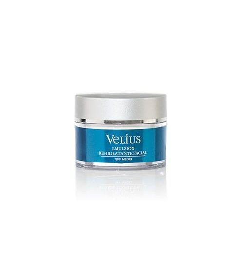 Velius Emulsión Facial Rehidratante