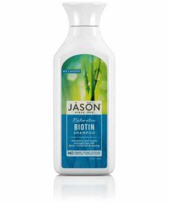 Jasön Champú con Biotina Natural