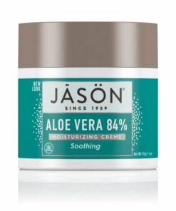Jasön Crema Facial con Aloe Vera 84%