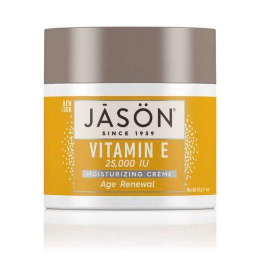 Jasön Crema Hidratante Facial con Vitamina E 25000UI
