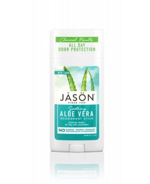 Jasön Desodorane con Aloe Vera en Stick