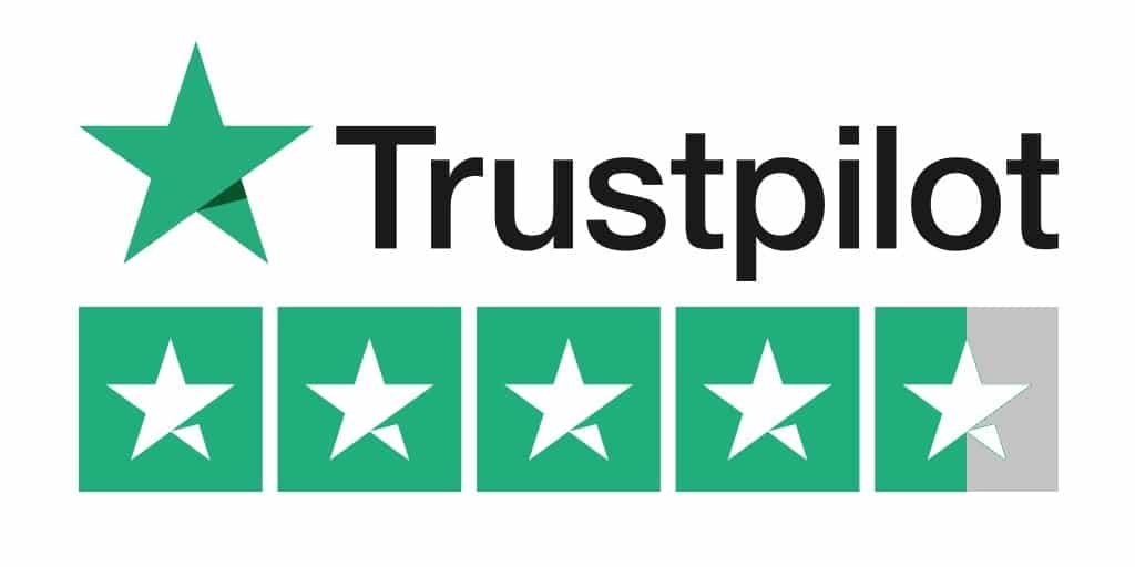 Trustpilot Final 4.5