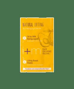 I+M Aceite Limpiador y Mascarilla 2 en 1 Natural Lifting