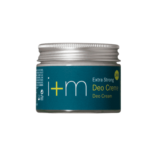 I+M Desodorante en Crema Extra Fuerte 24 Horas