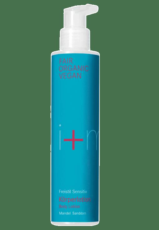 I+M Loción Corporal Sensitiv Sin Perfume