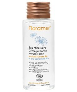 Florame Micellar água desmaquilhante para rosto e olhos