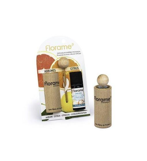 Florame Difusor Provenzal + Aceite Esencial Cítricos