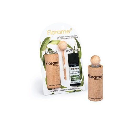 Florame Difusor Provenzal + Aceite Esencial Eucalipto