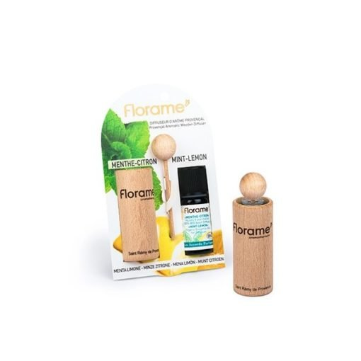 Florame Difusor Provenzal+ Aceite Esencial de Menta y Limón