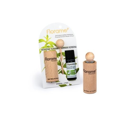 Florame Difusor Provenzal + Aceite Esencial de Verbena