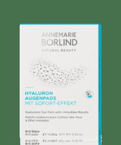 Annemarie Börlind Almohadillas para los Ojos con Acido Hialurónico