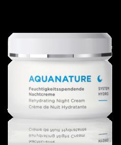 Annemarie Börlind Aquanature Crema de Noche