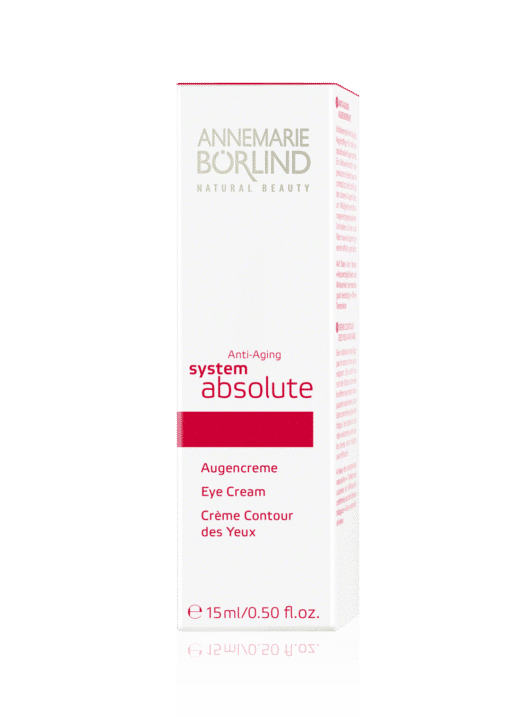 Annemarie Börlind Contorno de Ojos System Absolute