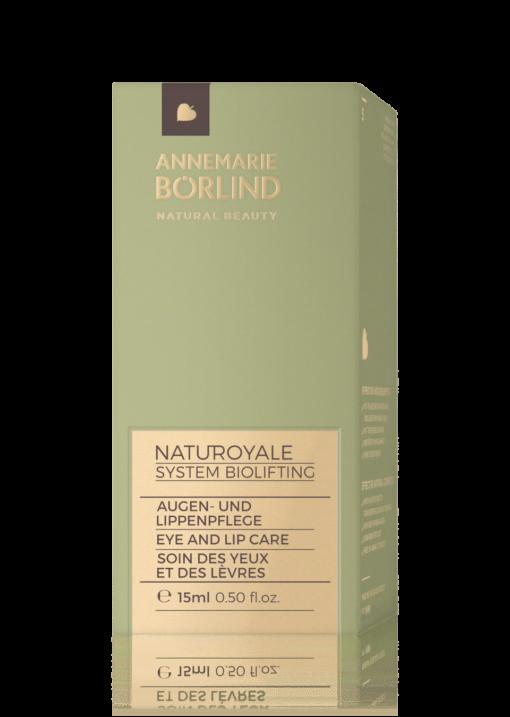 Annemarie Börlind NatuRoyale Contorno de Ojos y Labios