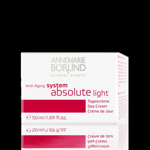 Annemarie Börlind System Absolute Crema de Día Light