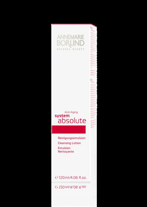 Annemarie Börlind System Absolute Limpiadora Facial Muy Cremosa