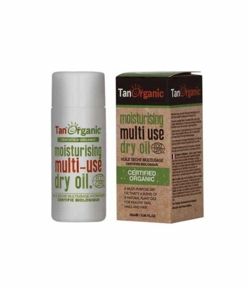 Tanorganic Aceite Seco Hidratante Multiusos Oil Arganic 25ml