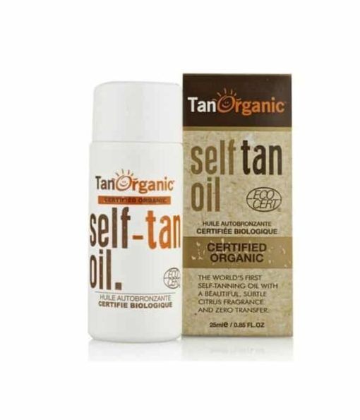 Tanorganic Autobronceador Hidratante Transparente Oil 25ml