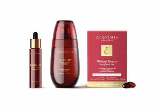 Alqvimia Pack Tu Momento + Regalo Woman's Essence