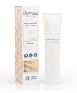 Dhyvana Jabón Facial Refrescante con Papaya y Jengibre Unique Beauty