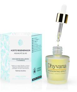 Dhyvana Serum Aceite Regenerador con Aguacate y Vid