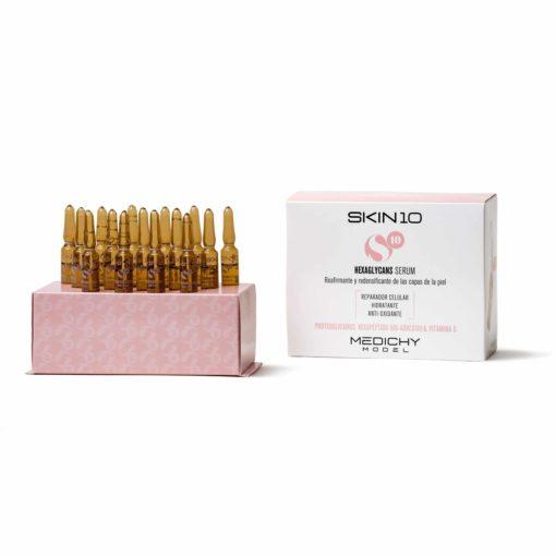 Medichy Model Skin 10 Hexaglycans Sérum Reafirmante y Redensificante