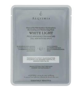 Alqvimia EB WHITE LIGHT Mascarilla Facial Hidratante Iluminadora