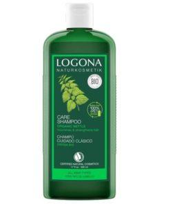 Logona Champu Cuidado Clasico con Ortiga 500ml