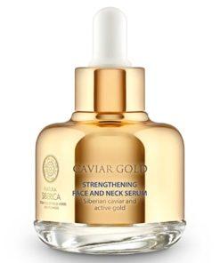 Natura Siberica CAVIAR GOLD Serum Reafirmante