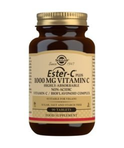 Solgar Ester-C® Plus Vitamina C 1000 mg - 90 Comprimidos